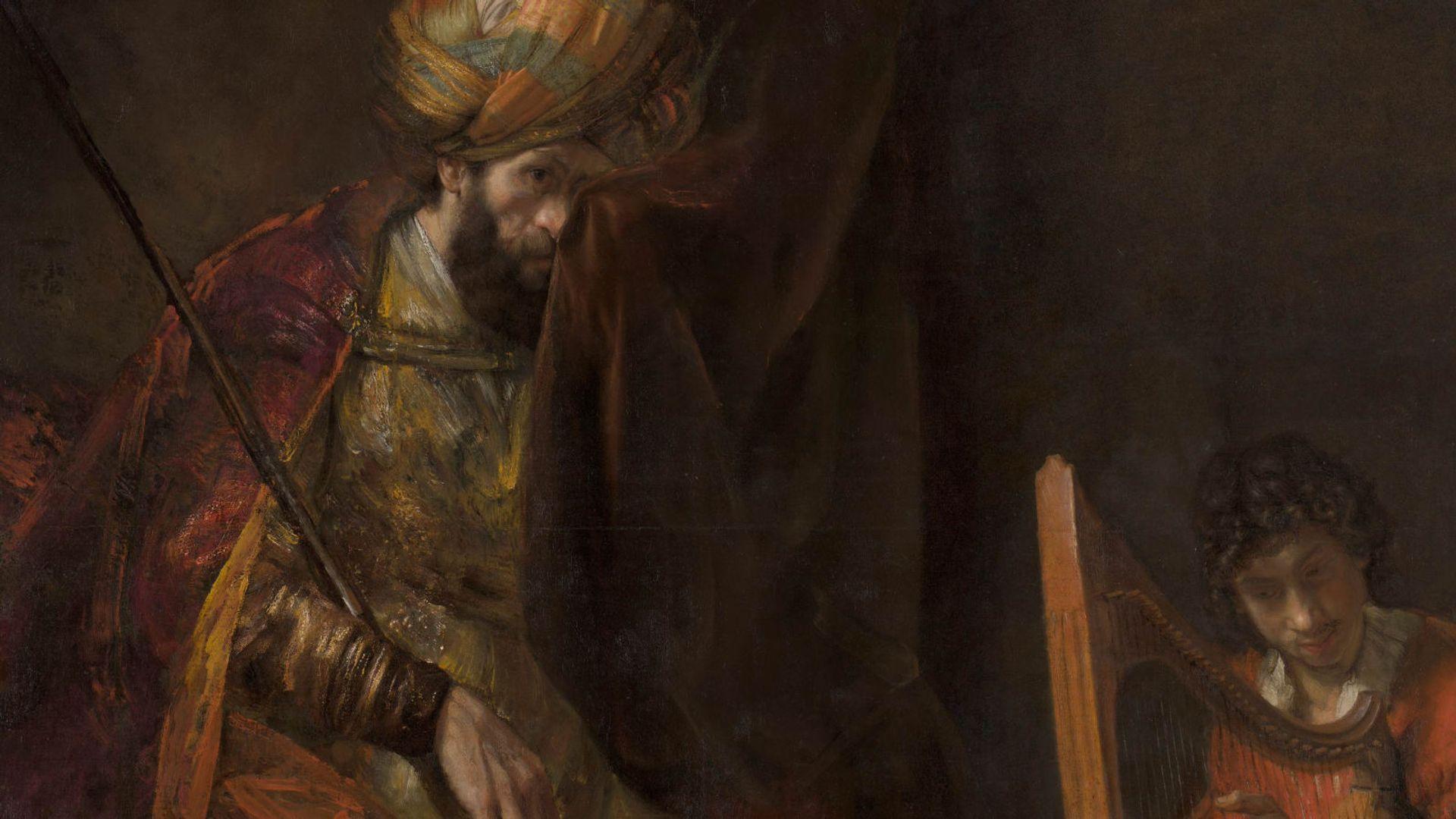 Lees ook: Depressie in de Bijbel? Jazeker, het overkwam zelfs koningen…