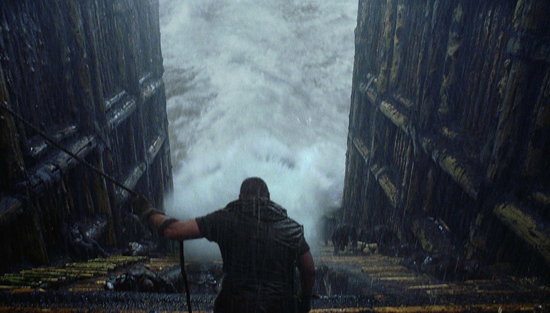 Lees ook: 'Na Noach geen zondvloed meer? Dat valt nog te bezien...'