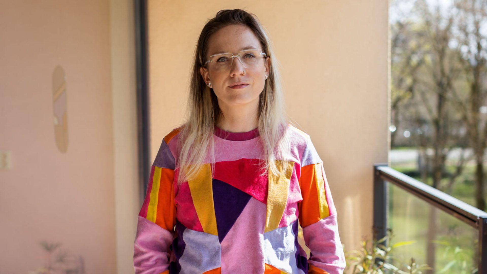Aafke Romeijn: 'Als je depressief bent, verlies je al je zelfvertrouwen'