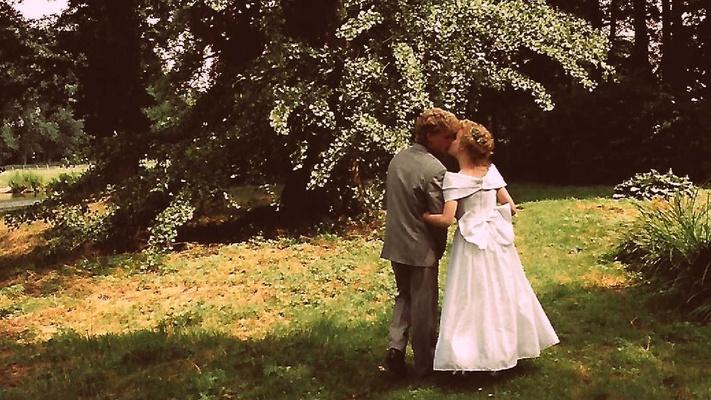 #nooiteenminuutspijtgehad? Dat is niet de hashtag die Annemieke onder haar trouwfoto zou zetten…