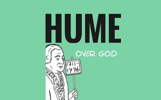 Hume: Rationele argumenten om God te bewijzen bestaan niet