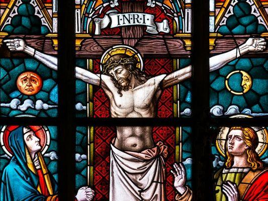 Het beste van Lazarus over de kruisiging