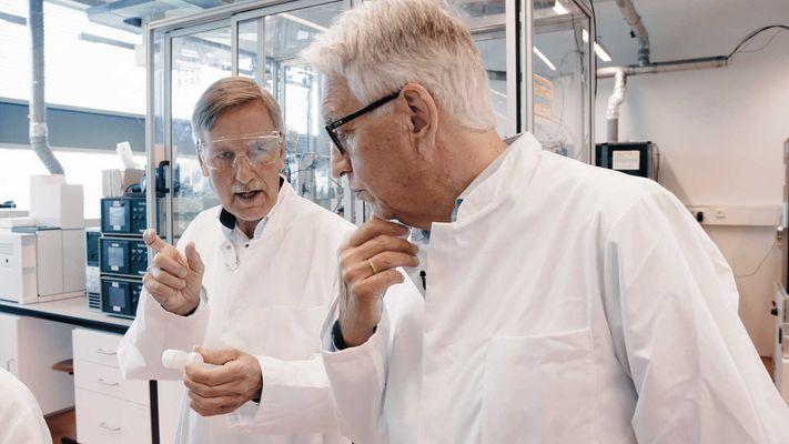 Andries Knevel: 'Het is uitdagend om wetenschap een plek te geven in dat mooie idee van geloof'