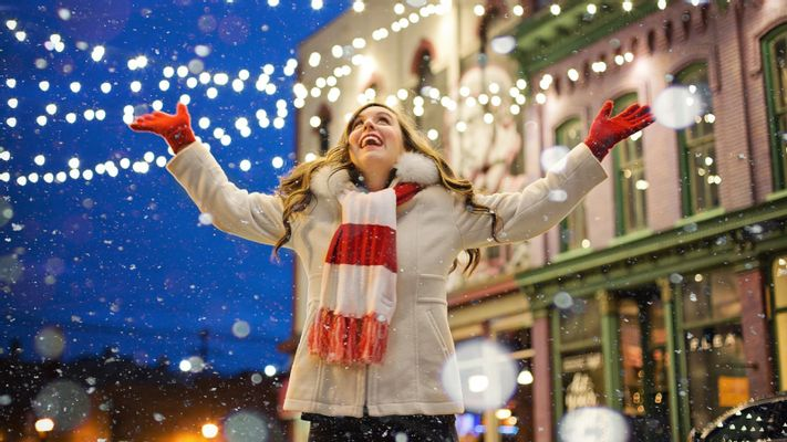 Annemieke vindt zichzelf rond Kerst te oppervlakkig - maar schijn bedriegt...