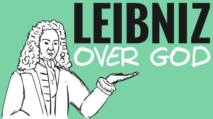 Leibniz: de eerste filosoof die zich afvroeg waarom God zoveel ellende toestond in deze wereld