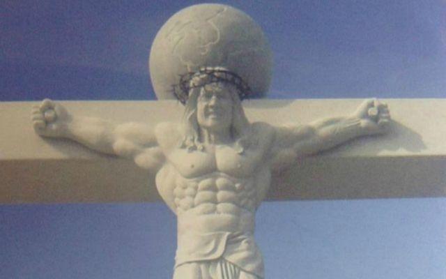 Goede Vrijdag laat zien: Jezus was geen geweldige mannelijke held