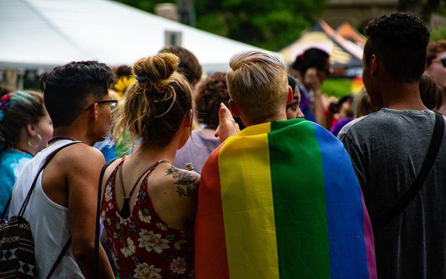'We willen laten zien dat het oké is om eerlijk naar jezelf te zijn' #LHBT