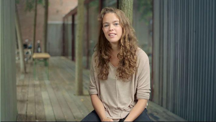 Nina Polak: 'Ik denk wel dat ik wijzer ben geworden afgelopen jaar'