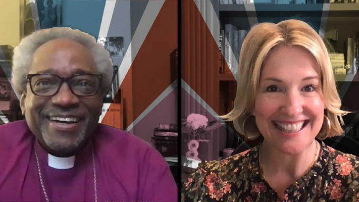 Lazarus tipt: podcast Michael Curry & Brené Brown, speech Francis Collins, Brainwash Wanderlust & nieuwe Spinvis