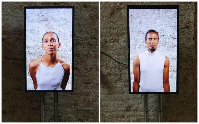 Hooglied expo: Kunst voelen op je blote huid