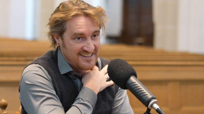 Thijs van der Linden: 'Er moet heel wat gebeuren, wil ik voor een spirituele uitleg gaan'
