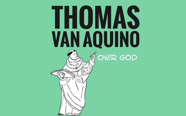 Thomas van Aquino: 'Als je goed kijkt, kun je meer van God ontdekken'