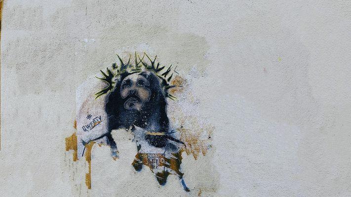 'Waarom is de gemiddelde christen nou niet echt het toonbeeld van creativiteit?'