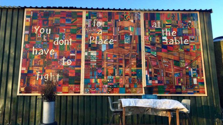 Lazarus tipt: Maak kunst met Bob, gesprek Francis Collins & Tom Wright en de nieuwe Sufjan