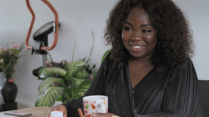 Amma Asante: 'God is er niet alleen voor witte mensen'