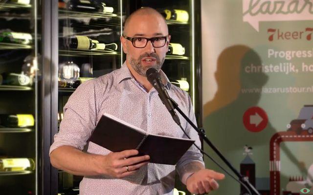 Mattias Rouw: 'Jezus stierf niet om een schuld te voldoen aan de Vader, hij kwam om de dood te overwinnen'