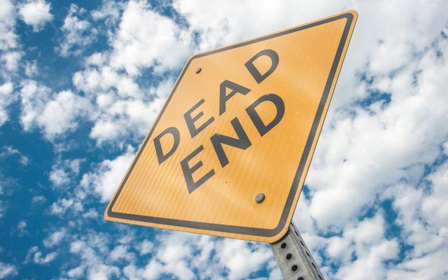 Boven de poort van de hel staat 'voor eeuwig te laat', leerde Gertine als kind