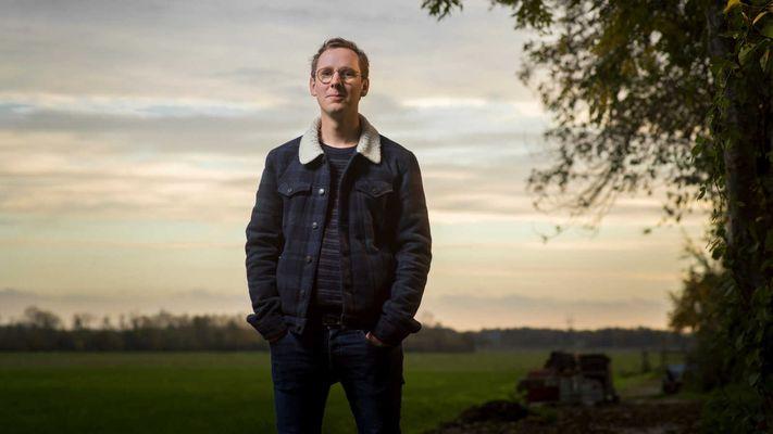 Rogier Pelgrim: 'Als tiener gooide ik alle cd's van De Heideroosjes in de kliko'